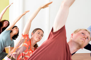 Yogaschool Yoga Leiden Mirja Zitzner Vinyasa Yoga